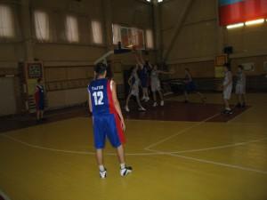 баскетбол Тобольск